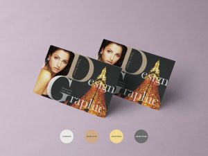 グラフィックデザイン_ビジネスカード